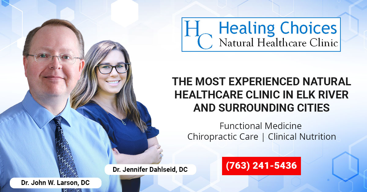 Chiropractor Healing Choices - Natural Healthcare Clinic